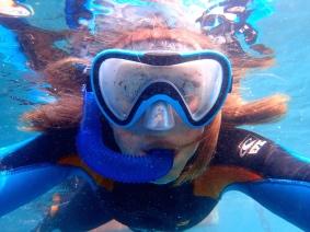 La découverte du selfie sous-marin : une nouvelle ère photographique s'ouvre à moi !